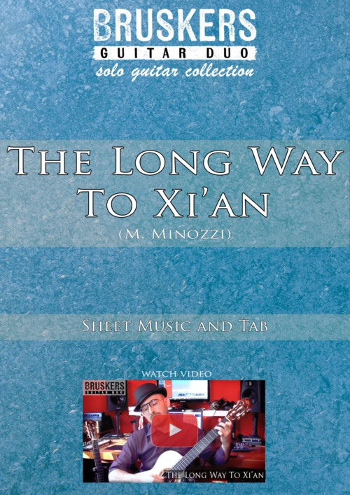 The-Long-Way-To-Xian-COVER