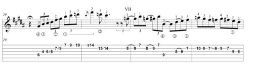 Muggy-Blues by Eugenio Polacchini - fragment